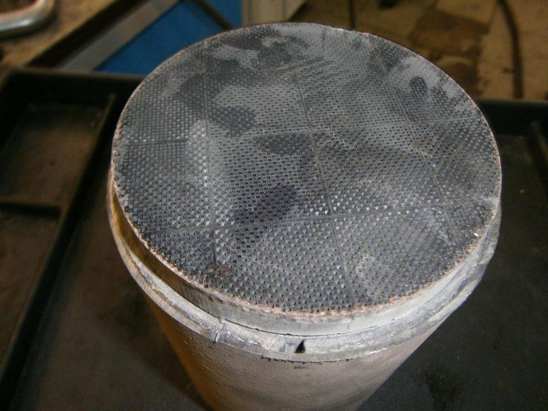 Сажевый фильтр